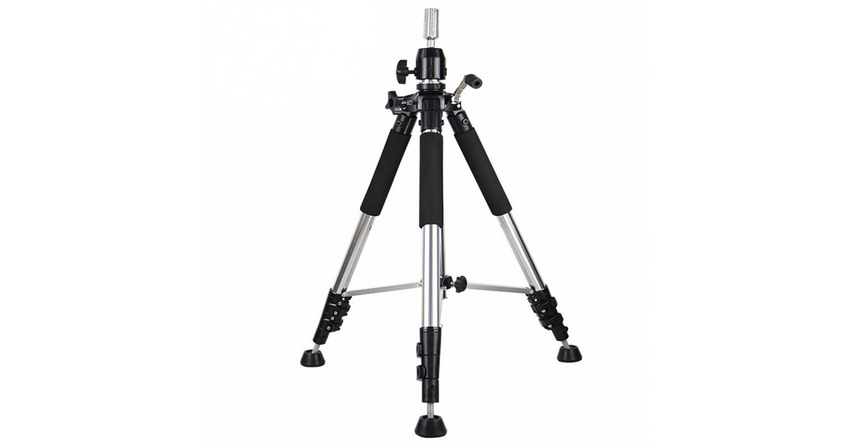 Professional Chrome Tripod (181)