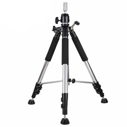 Professional Chrome Tripod