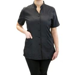 ANNA SNAP JACKET Style# 9200 Black