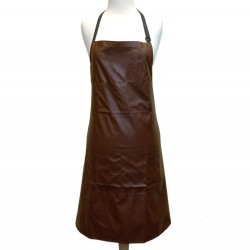 Chemical Apron (9089) - Brown