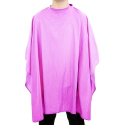 Cutting Cape Style# 9077  Pink