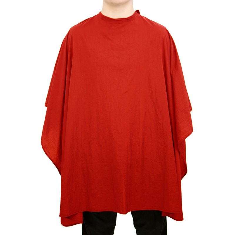 Cutting Cape Style# 9077  Red