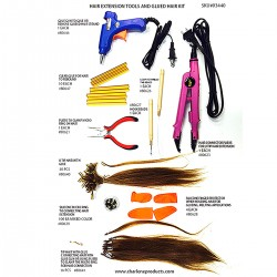 Hair Extension Training Kit...