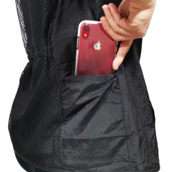 Hair Water Repellent Short Sleeves Ivy Jacket Mesh Back with Cell Phone Pocket for Stylist Barber Grooming Nail