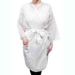 Long Kimono Gown/Wrap...