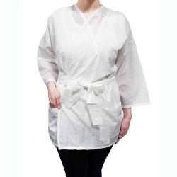 Short Kimono Gown/Wrap...