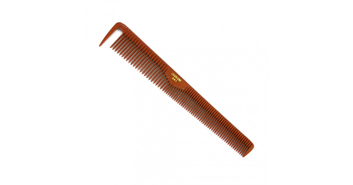 Cutting Bone Comb with Parting Head
