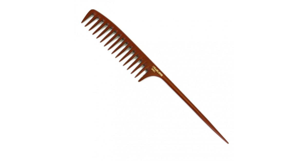 Large Styling Rat-Tail Bone Comb