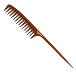 Large Styling Rat-Tail Bone Comb