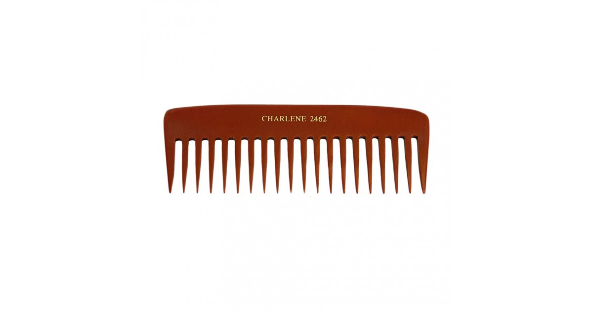 Large Styling Feathering Bone Comb