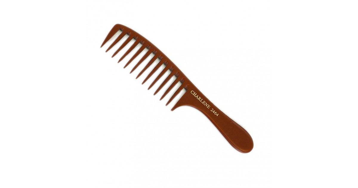Texturing Handle Bone Comb