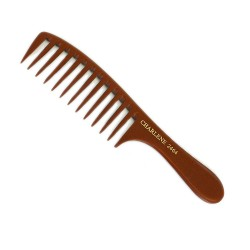 Texturing Handle Bone Comb