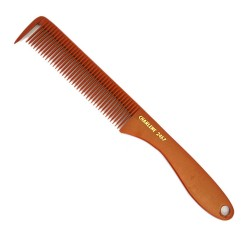Handle Cutting Bone Comb with Parting Head