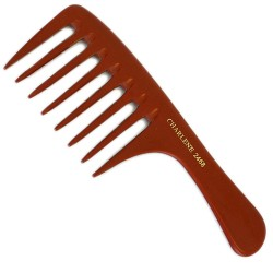 Large Feathering Rake Bone Comb