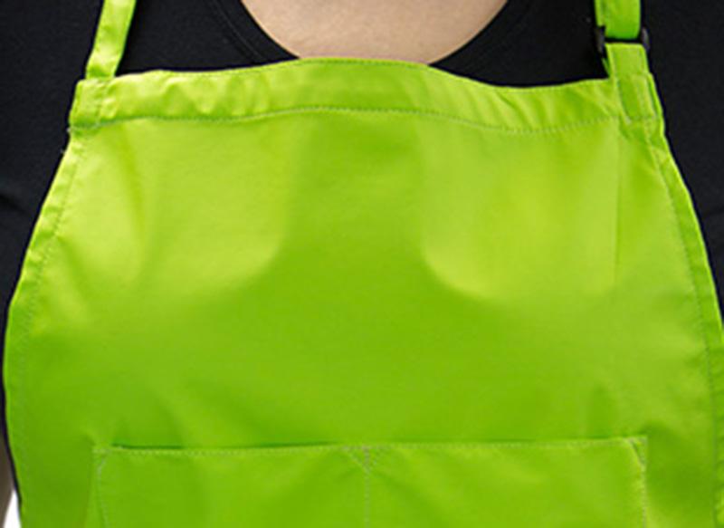 Green - Vinyl Apron